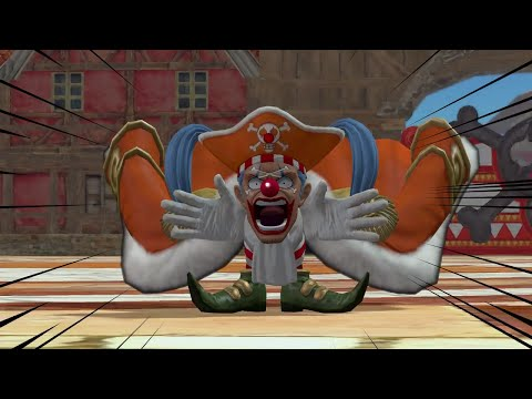 One Piece: Pirate Warriors 3 (PC/Steam) - Chapter 1 - Episode 1: Buggy the Clown