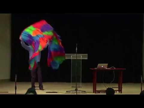 Anti-LGBTQ hate group does amazing rainbow flag interpretive dance