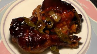 Easy Oven Baked BBQ Chicken Recipe