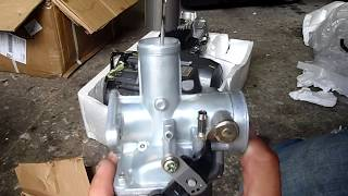 Lifan 125cc engine unboxing