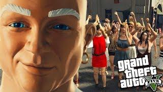 MR. CLEAN visits LOS SANTOS to clean EVERYTHING (GTA 5 Mods)