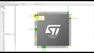 STM32F4 Programming in C 5-  Accelerometer coding in Keil using STM32CubeMx