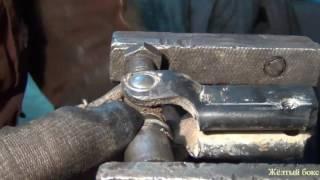 Замена крестовины на рулевой колонке Toyota Carina (Жёлтый бокс)