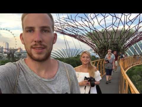 South East Asia Travel Vlog XVI - Singapore