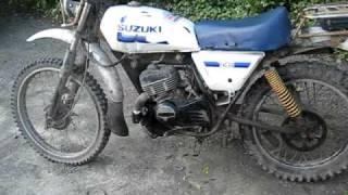 The Suzuki TF 125