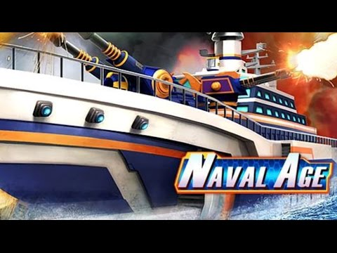 Naval Domination aka Naval Age (By gMobi) - iOS/Android or Universal - HD Gameplay Trailer
