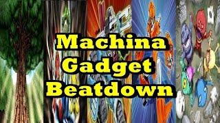 Machina Gadget Beatdown + Deck List/Profile
