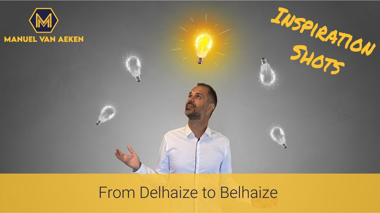 From Delhaize to Belhaize