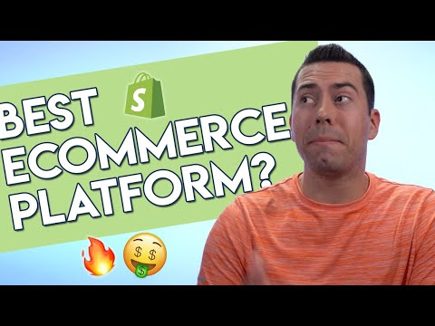 Why Shopify Is The Best eCommerce Platform
