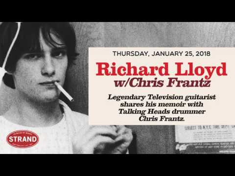 Richard Lloyd and Chris Frantz | Everything Is Combustible