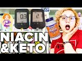 Niacin on Keto - How To Increase Ketones Naturally for Keto Weight Loss (NOT EXOGENOUS KETONES!!!)