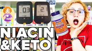 Buy me bacon? 🥓 http://paypal.me/larobxn niacin in keto: does increase ketones? effect of vitamin b3 (niacin) on keto? vs effects n...