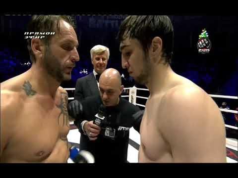 WFCA 13: Младен Кранчец vs. Айнди Умаханов   Ayndi Umakhanov vs. Mladen Kranjcec
