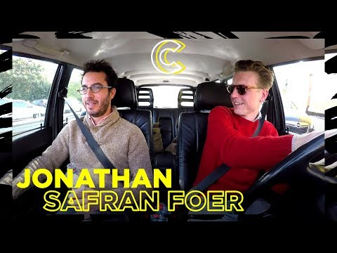 Bent onderweg met Jonathan Safran Foer