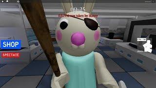 Bunny [ALPHA] CHAPTER 5! Roblox Piggy FANGAME