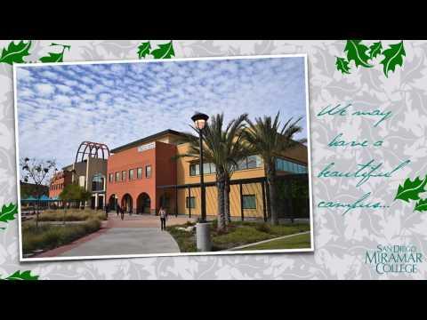 Happy Holidays from San Diego Miramar College
