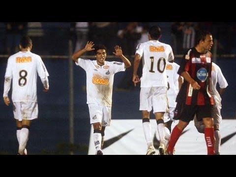 Alan Kardec garante virada do Santos sobre o Ituano