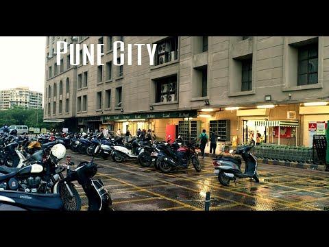 An Evening in Kalyani Nagar, PUNE | City life | Vlog