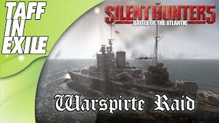 Silent Hunter 5 | Battle of the Atlantic | Fight the Warspite