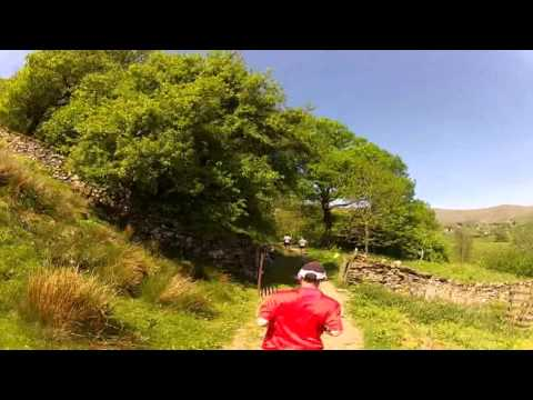 The Lakeland Trails Staveley 17km Challenger; Race Highlights from Trek and Run