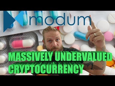 🚀MASSIVELY UNDERVALUED CRYPTOCURRENCY MODUM - MOD