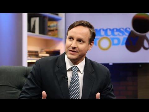 Court Martial Attorney Michael Waddington on Success Today TV