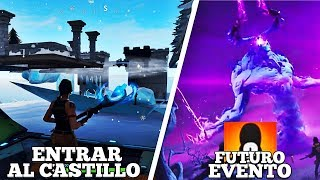 THE SECRET OF THE FROZEN KING'S SPACE AND HIDDEN CASTLE *THEORIES AND PREDICTIONS* IN Fortnite