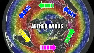Earth Doesn't Spin & The Truth About The Aether - Flat Earth