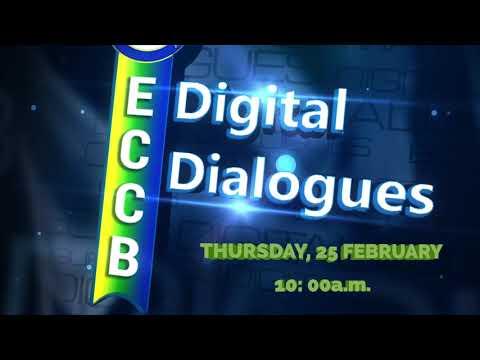 ECCB Digital Dialogues - Pandemic and Digital Transformation Part II