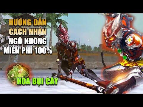 Free Fire   Hướng dẫn nhận nhân vật Tôn Ngộ Không miễn phí cực HOT   Rikaki Gaming