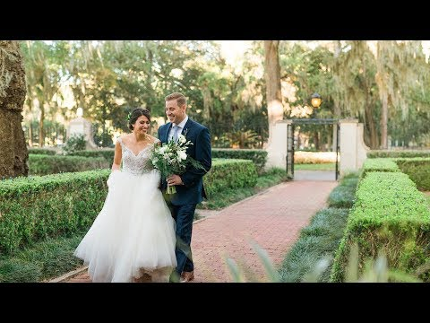 Epping Forest Yacht Club Wedding | Jacksonville, FL | Meet The Smythes