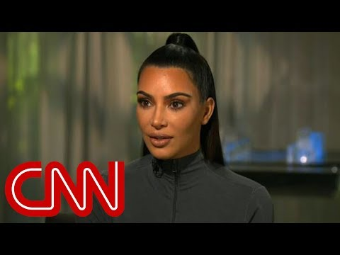 Kim Kardashian: I told Johnson she'd be freed