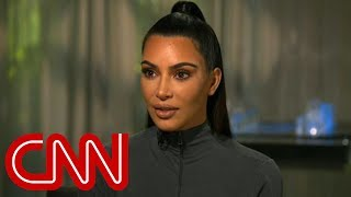 Kim Kardashian: I told Johnson she'd be freed