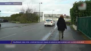 Yvelines | Polémique chez Atos : l'exposition aux ondes en dessous des normes aux Clayes-sous-Bois