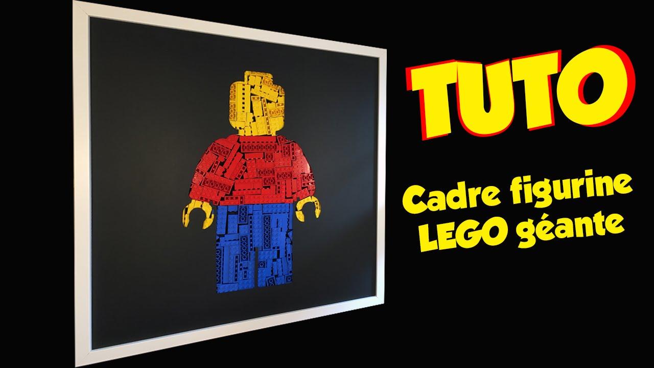 Assez Tutorial - Frame LEGO Minifigure - YouTube HU71