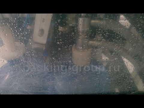 Линия розлива воды в тару 19 л C производительностью 150 бутылок в час