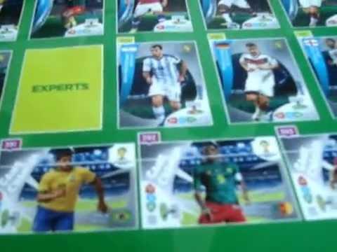 Karty UEFA CHAMPIONS LEAGUE 2013-2014