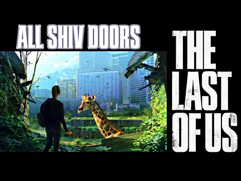 The Last of Us Remastered - All Shiv Door Locations - 'Master of Unlocking' Trophy Guide