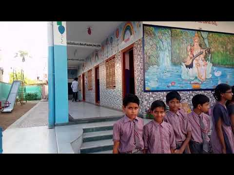 Gitamayee old age home and gitamayee childrens home nellore AP(2)