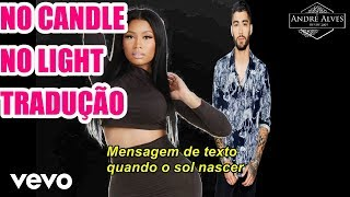 ZAYN ft. Nicki Minaj - No Candle No Light (Tradução/Legendado) (PT-BR)