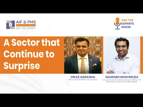 Ask The Expert with Vikas Agrawal | A sector that continues