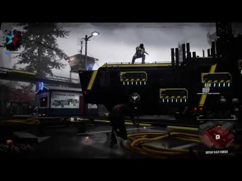 inFAMOUS Second Son Part 3 (hello Seattle)