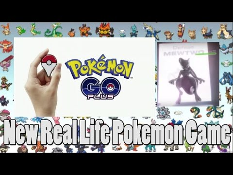 New Pokemon Game - Pokemon Go is Real Life Pokemon?!