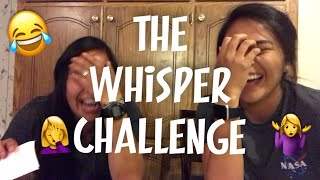 The Whisper Challenge ft. DARIUL