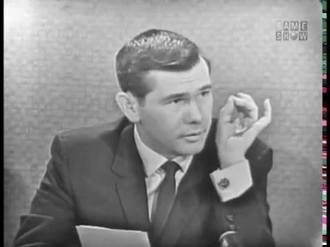To Tell the Truth  Kim Novak cameo! PANEL: Sally Ann Howes, Johnny Carson Apr 16, 1962