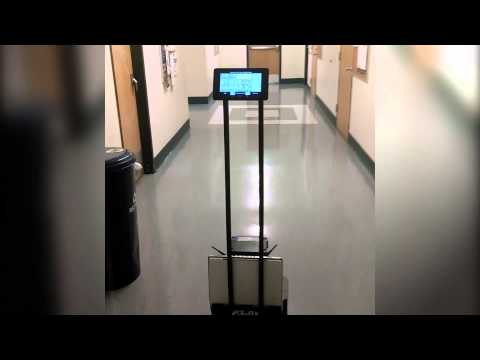 Roslyn: The Tour Guide Robot
