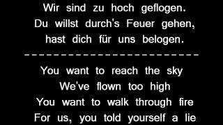 Keine Liebe by Eisbrecher (Lyrics + Translation)