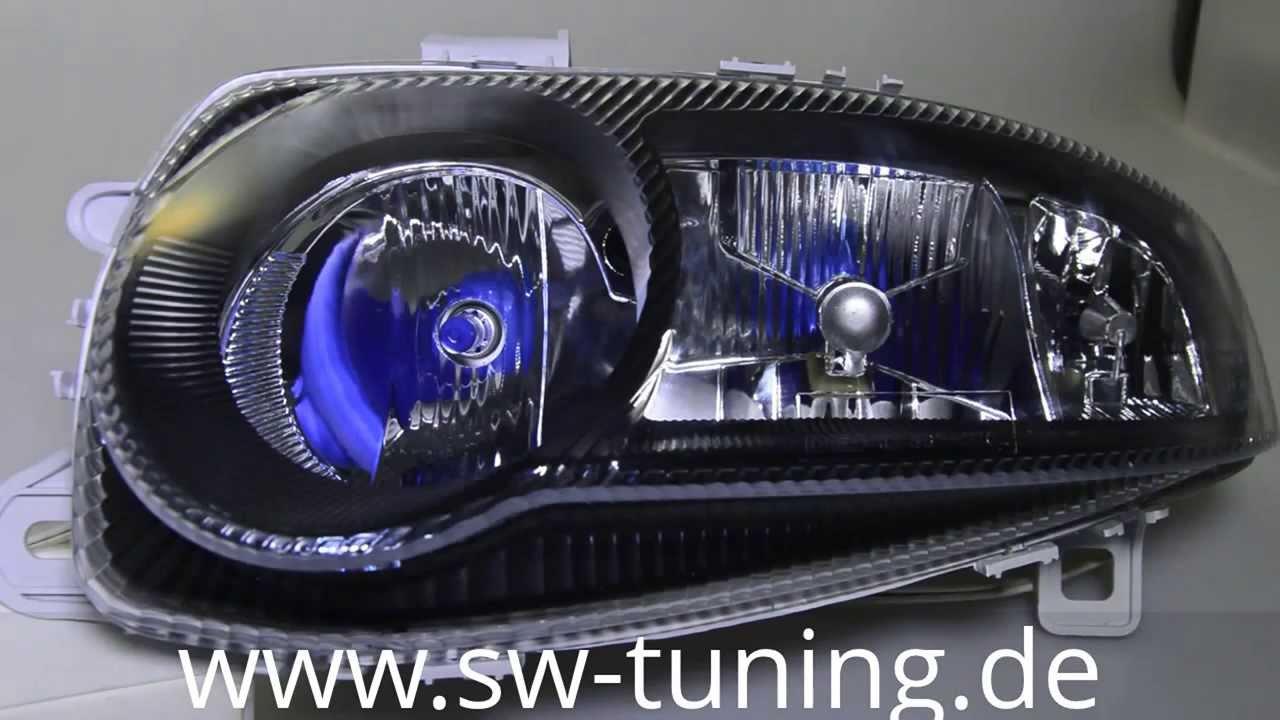 13 W5W Philips Blue Vision Standlicht für Vw SCIROCCO