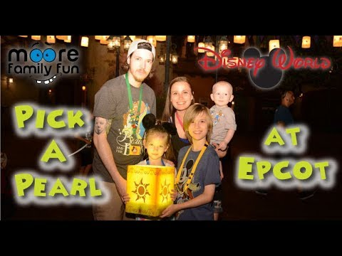 pick-a-pearl-|-epcot-|-walt-disney-world