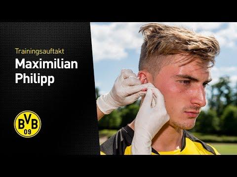 Maximilian Philipp ist da!